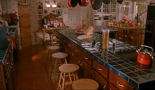 McCallister house Kitchen