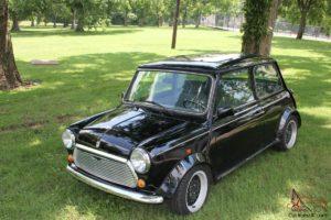 Black Mini Classic Cooper