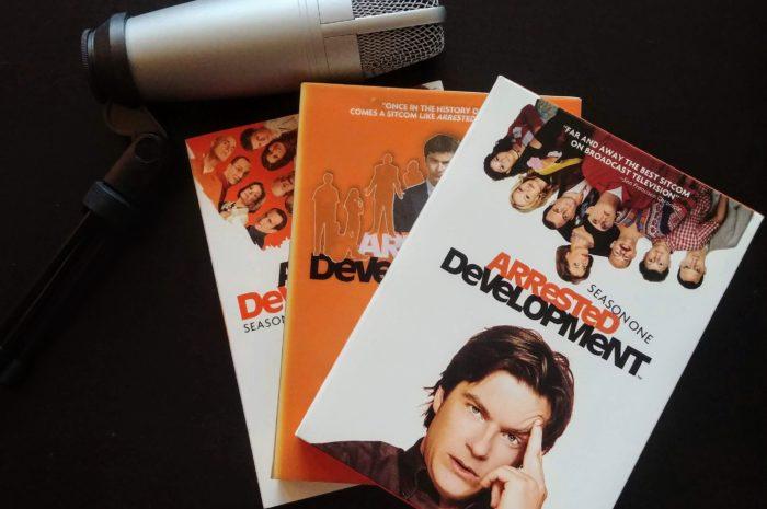 Arrested Development DVD boxsets