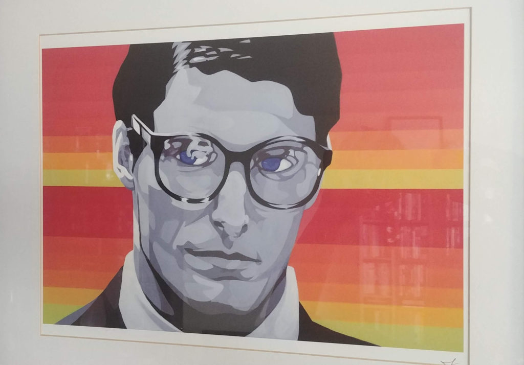 art of clark kent