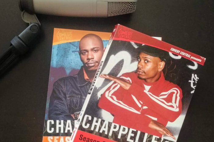 Chappelle's Show season 1 and 2 dvds