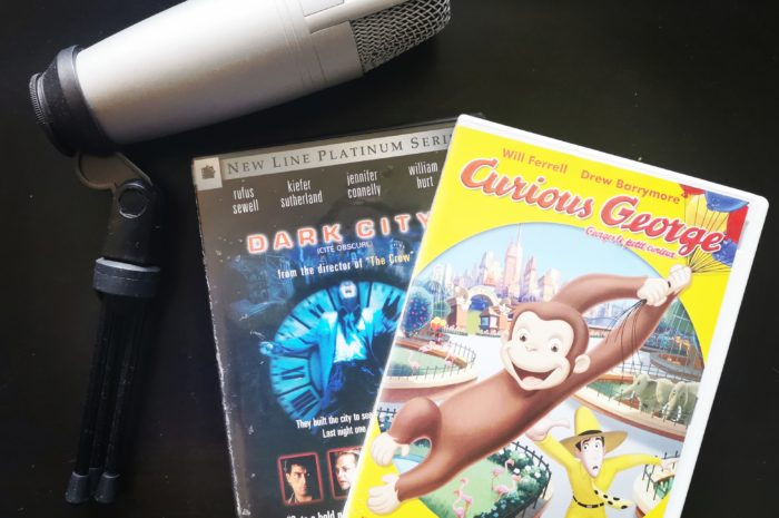 Curious George and Dark City