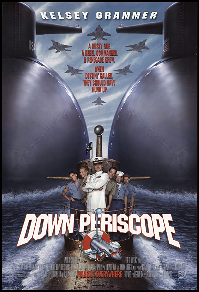 Down Periscope movie poster