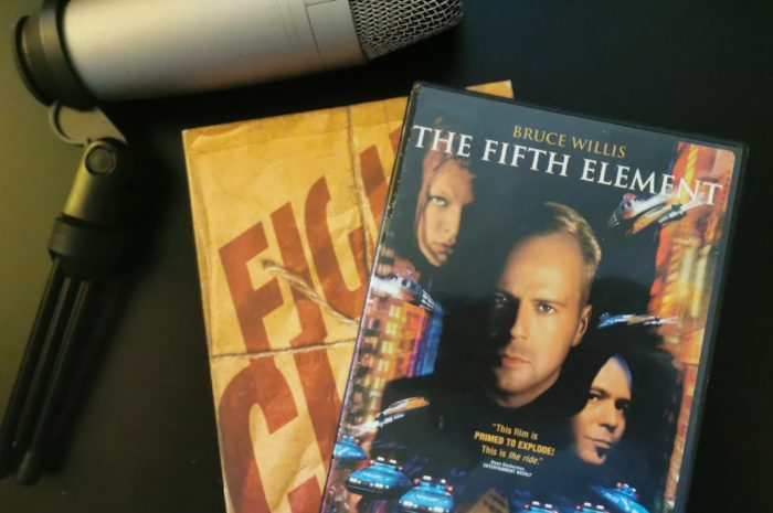 Fifth Element and Fight Club