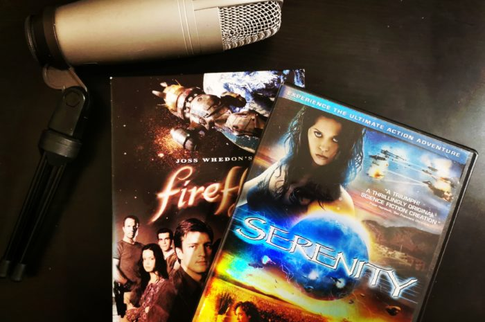 Firefly and Serenity DVDs