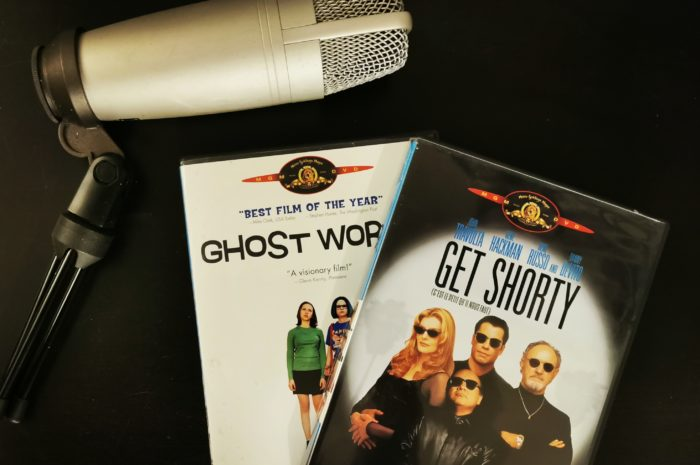 Get Shorty and Ghost World DVDs