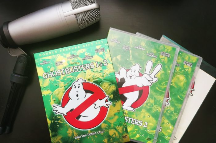 Ghostbusters DVDs