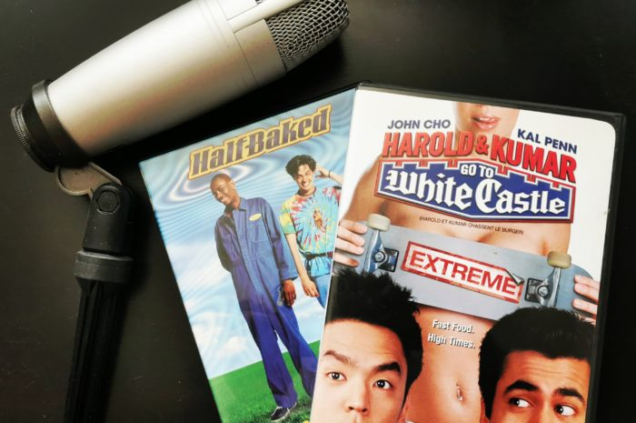Half Baked and Harold and Kumar Go to White Castle