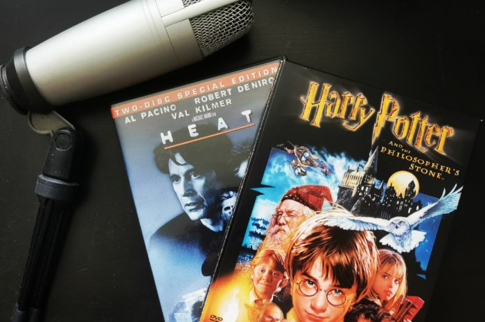 Harry Potter and the Philosopher Stone and Heat